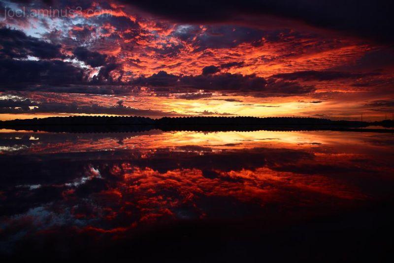 Salt Lake Sunset Part IV