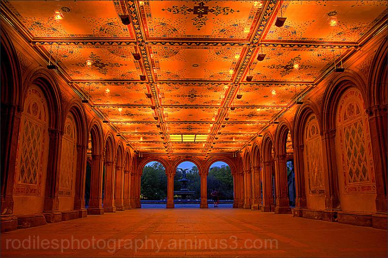 Central Park HDR