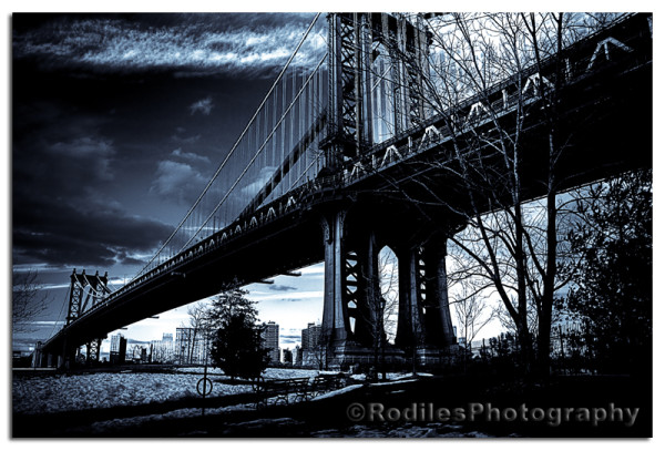 NEW YORK in Black and White