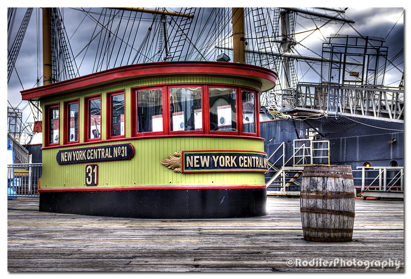 South Street Seaport NYC