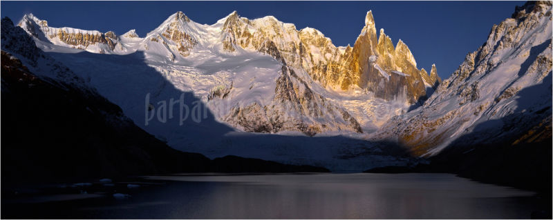 Daybreak Over Cerro Torre