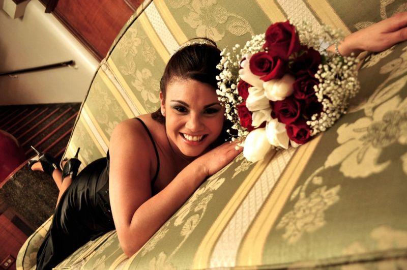 Bride in Black