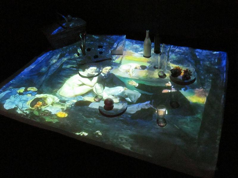 * Exposició a La Pedrera. Casa Milà 4