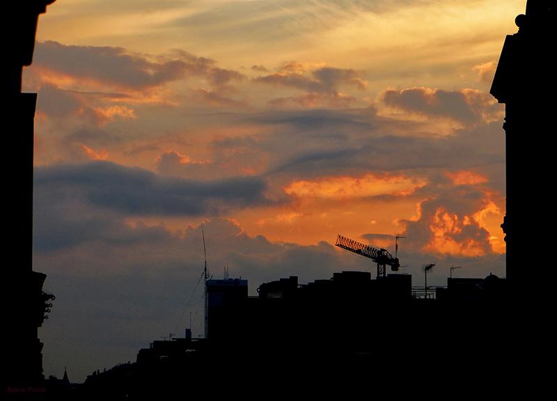 * El sol se'n va... Barcelona ciutat 2