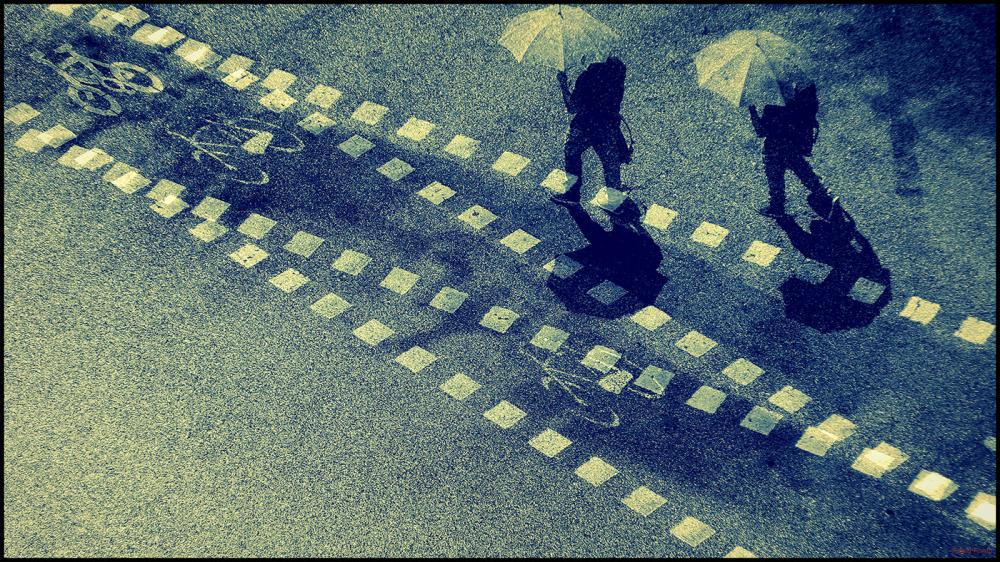 * Camins creuats