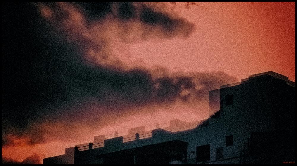 * Cases i núvols