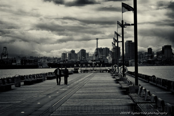 Downtown on the Pier