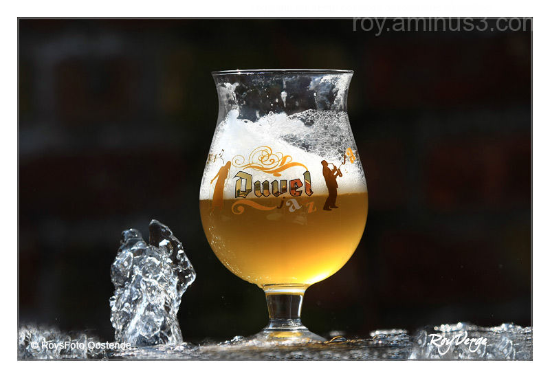 Duvel, the best beer in the town