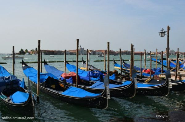 gondolas@Venice