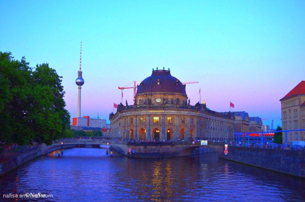 Museum Island,Berlin