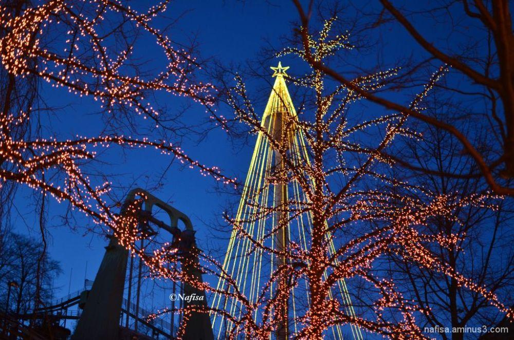 Christmas Lights@Liseberg