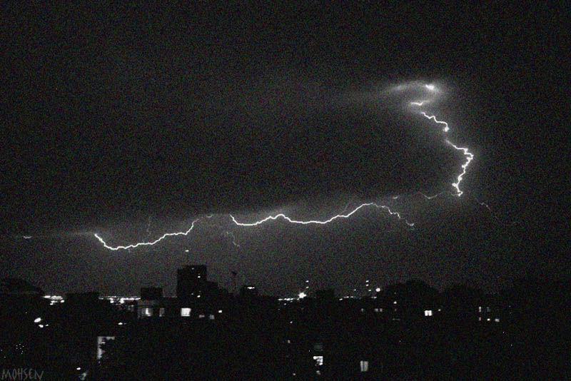 Tehran,Last Night