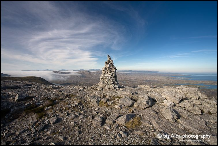 Roneval Cairn, Harris