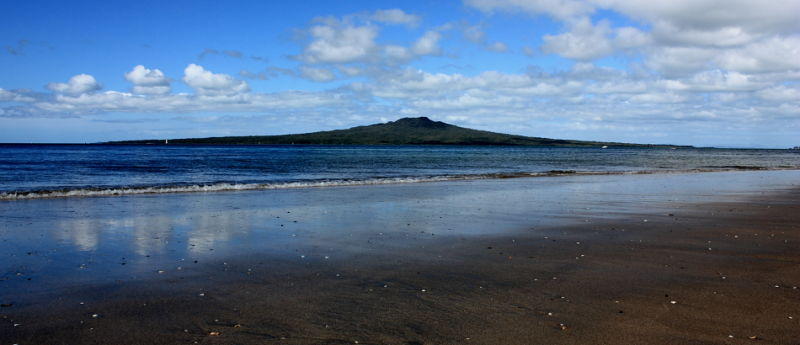Rangitoto Island