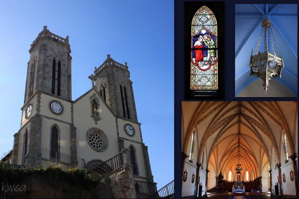 St Josephs Cathedral Noumea