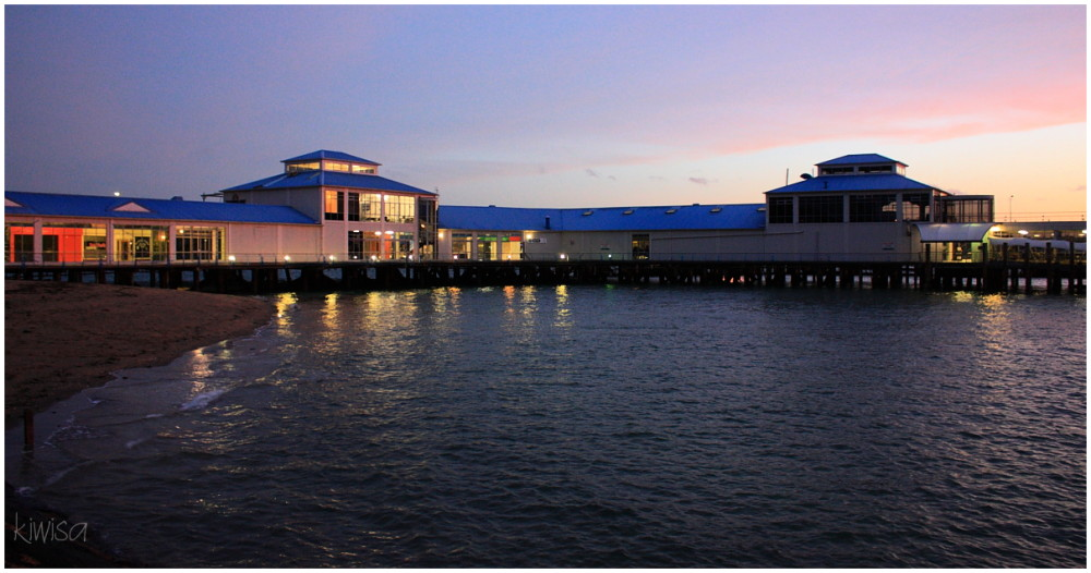Devonport wharf