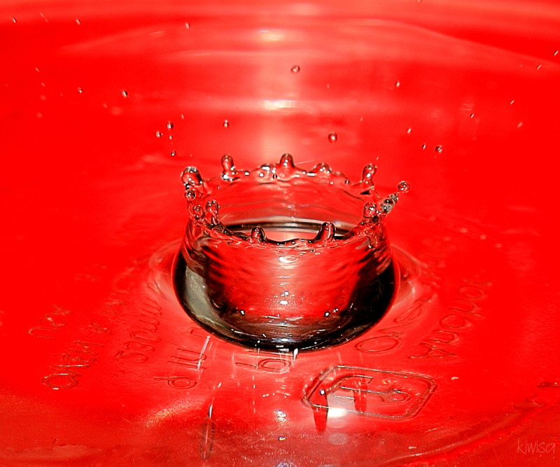 #1 Water drop