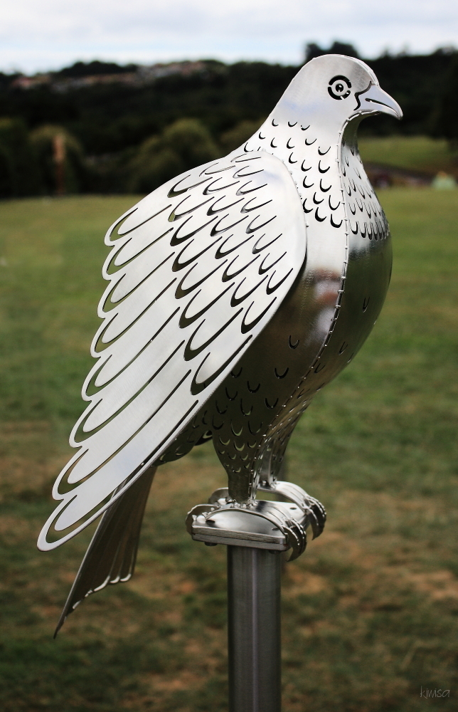 #5 Sculpture in the Gardens: Kereru