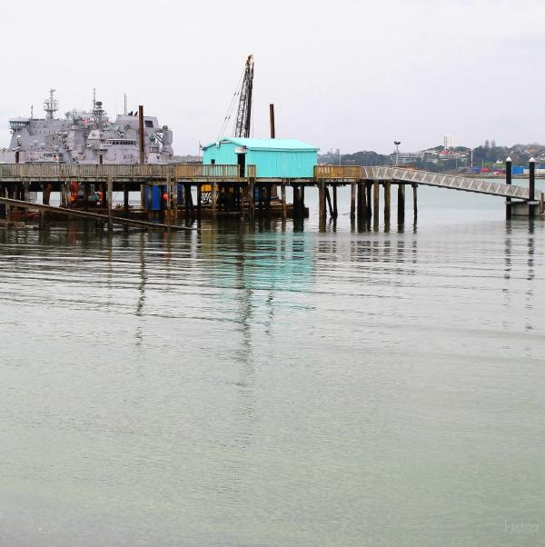 Stanley Bay Wharf