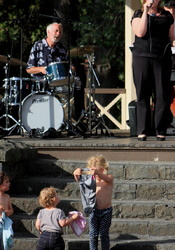 Music at the zoo