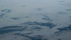 South Pole icebergs #2