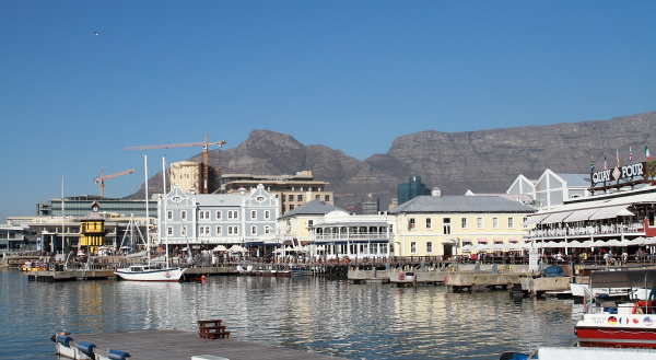 #1 Cape Town Waterfront