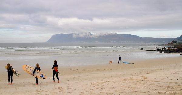 #3 Muizenberg - Surfers Corner