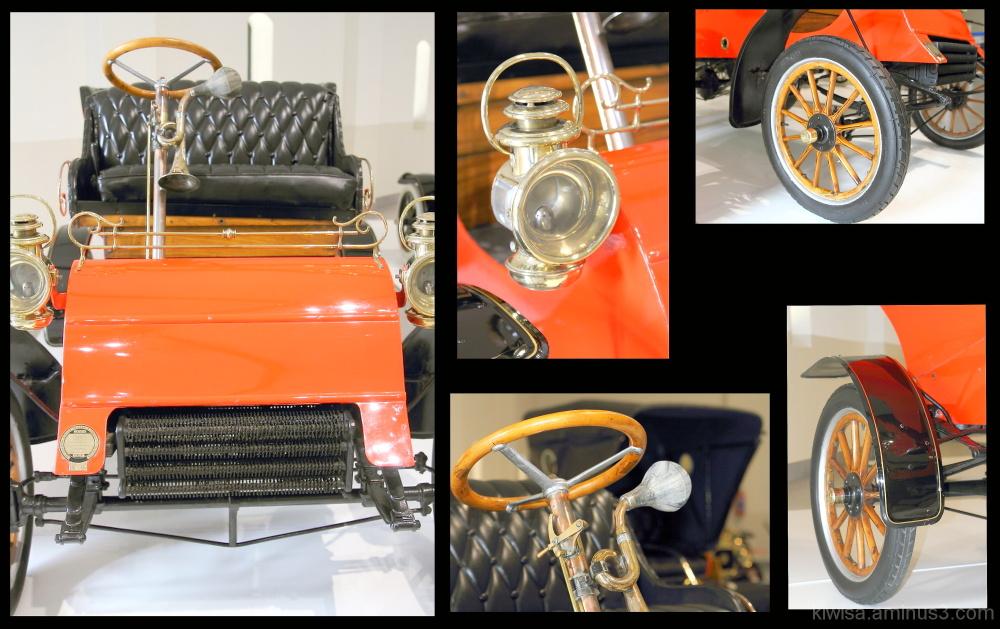 #4  Franschhoek Car Museum