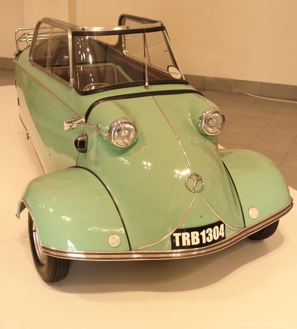 #6  Franschhoek Car Museum