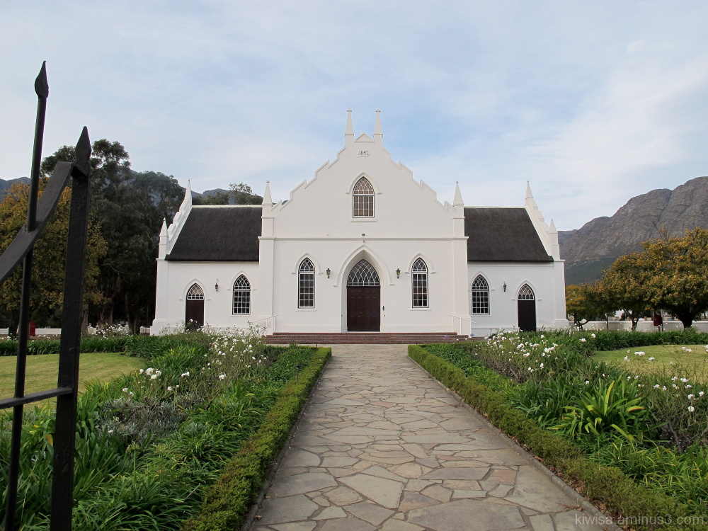 #2 Franschhoek Church