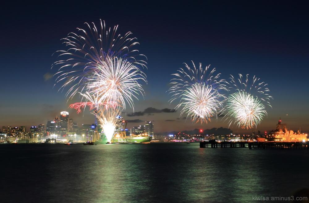 #1 Auckland Anniversary fireworks