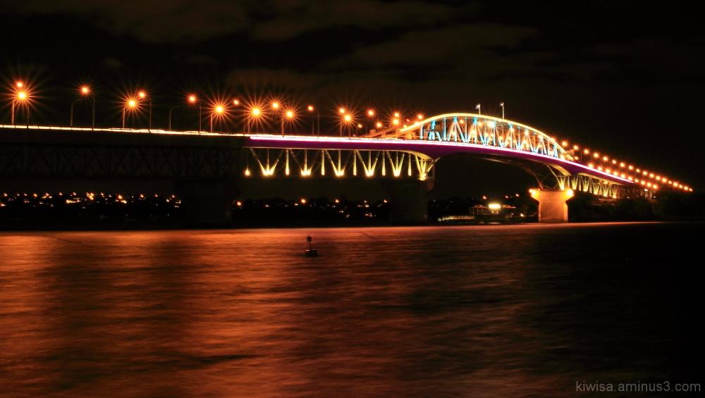 Light the bridge