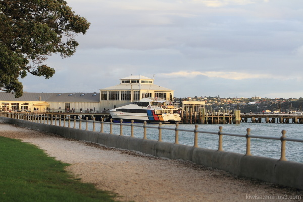 Ferry station Devonport