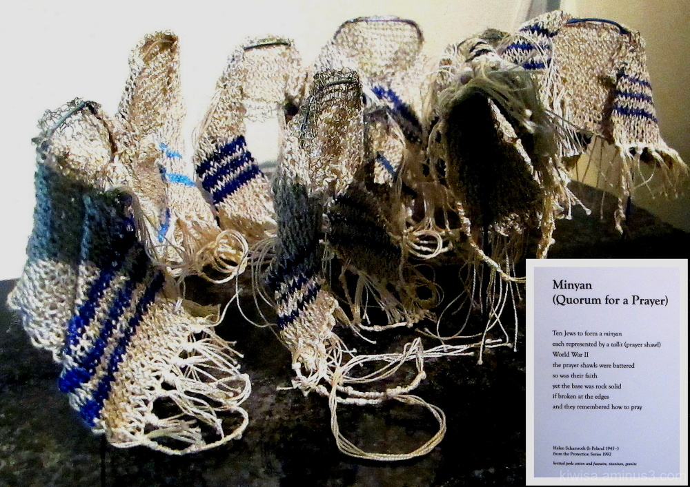 Holocaust Gallery - Auckland Museum
