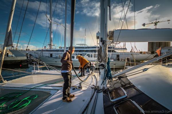 #10 Catamaran photo essay