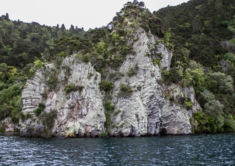 Masons Rock, Lake Taupo