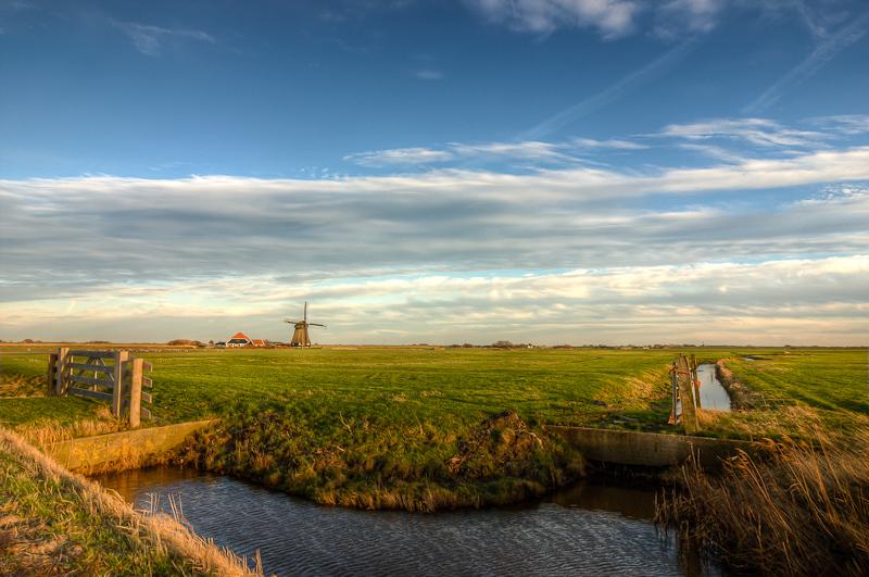 Harger polder  (Noord-Holland)