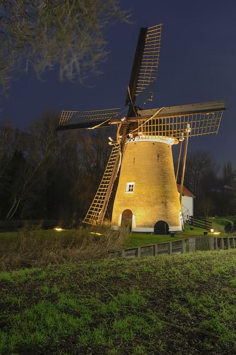 Molen De Eendracht,  Alkmaar  (Noord-Holland)