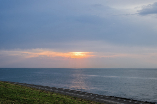 The North Sea near Den Helder