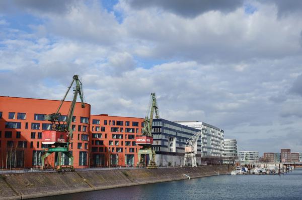 Innenhafen,  Duisburg
