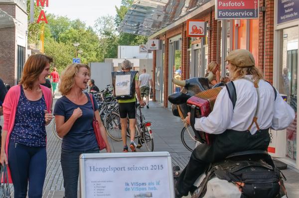 Straatfestival de Mare,  Alkmaar 2/2