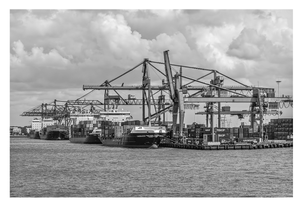 Seaport of Rotterdam
