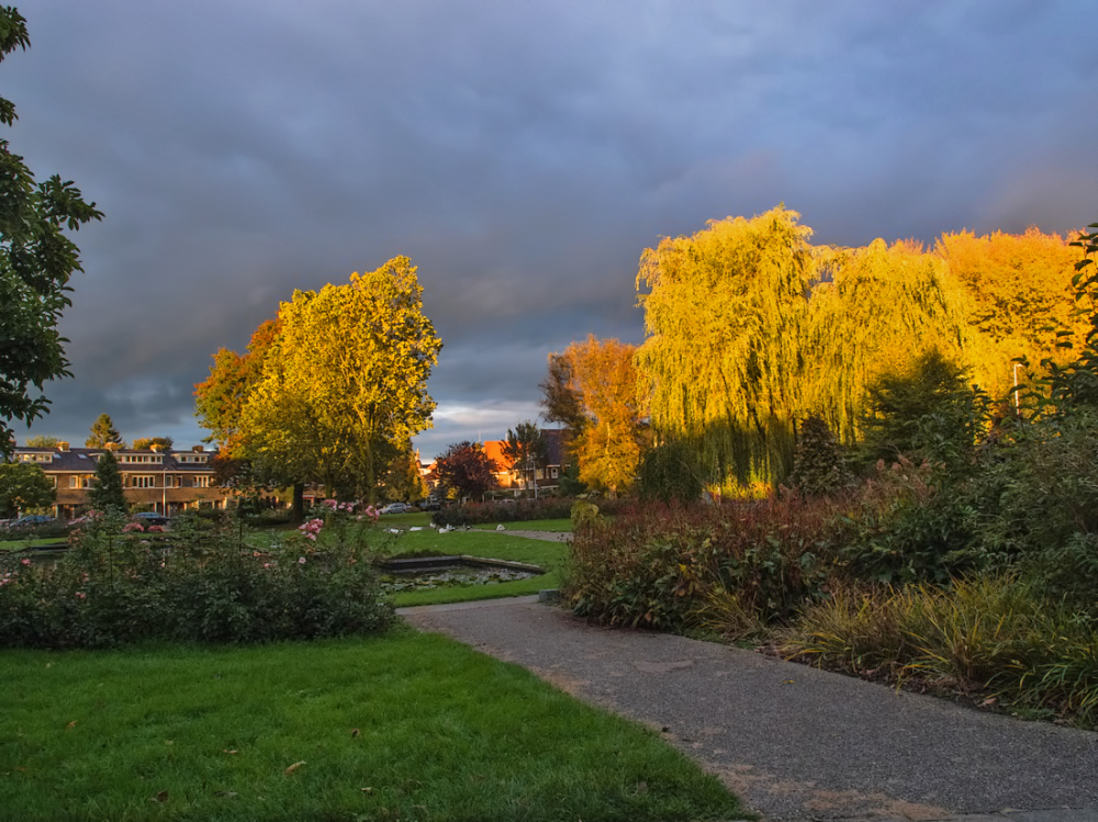 Tuindorp,  Utrecht.