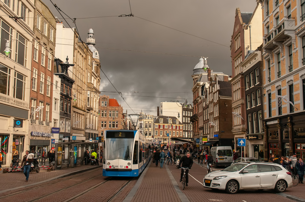 Leidsestraat,  Amsterdam