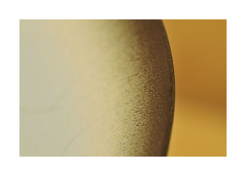 Curved abstract photograph
