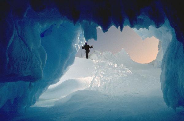 Un iceberg aux alentours de DDU