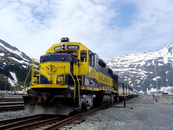 Le détroit de Valdez