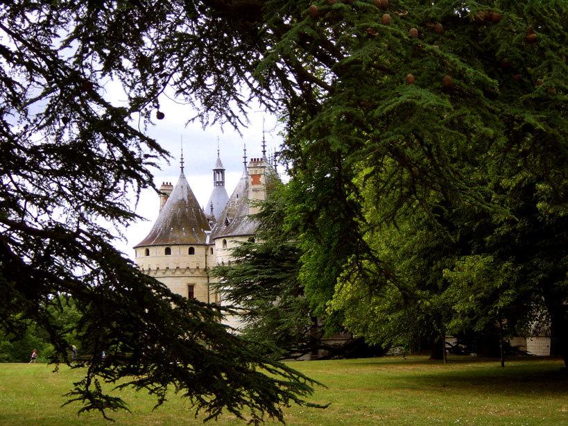 Le chateau de Chaumont