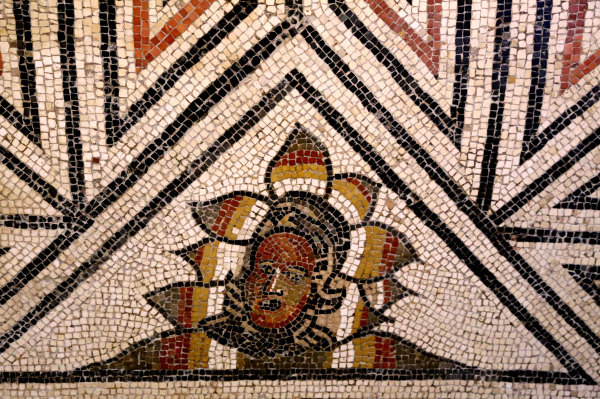 Mosaique romaine de Vesunna