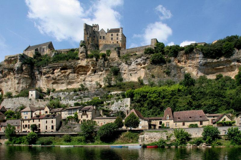 Le chateau de Baynac